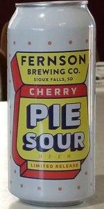 Cherry Pie Sour