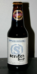 Scratch Beer 15 - 2008 (Double Espresso Oatmeal Stout)
