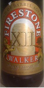 Firestone 12 - Anniversary Ale