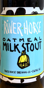 Oatmeal Milk Stout