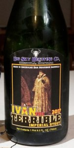 Ivan The Terrible Imperial Stout - Barrel-Aged