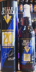 Belle Gueule 20 Years Anniversary Brew