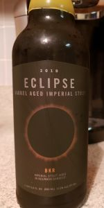 Imperial Eclipse Stout - Bookers