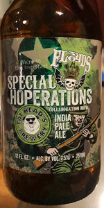 Special Hoperations (Three Floyds)