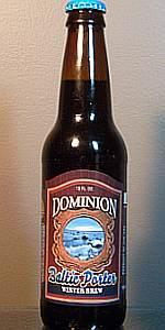 Dominion Baltic Porter