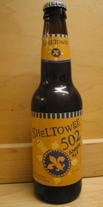 Sheltowee 502 Amber Ale