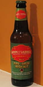 Hook & Ladder Pipe & Drum Irish Ale
