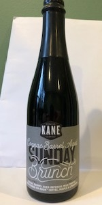 Sunday Brunch - Cognac Barrel-Aged | Kane Brewing Company ...