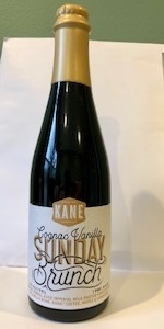 Sunday Brunch - Cognac Vanilla Barrel-Aged