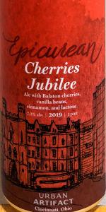 Epicurean Series 2019 - Cherries Jubilee