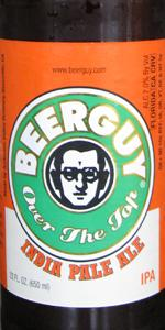 Beerguy - Over The Top India Pale Ale