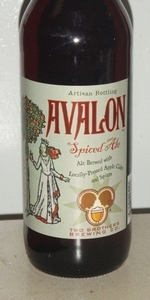 Avalon Spiced Ale