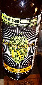 Obliteration IV - Double Wheat IPA