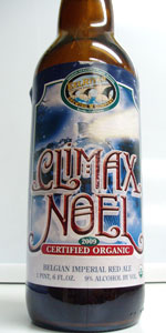 Climax Noel - Imperial Red Ale