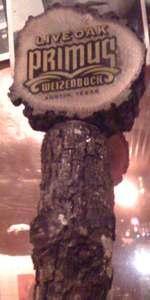 Live Oak Primus Weizenbock