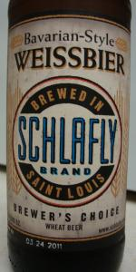 Schlafly Bavarian-Style Weissbier