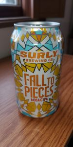Fall To Pieces - Mosaic IPA