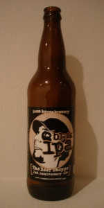 Black IPA - The Beer Shoppe 2nd Anniversary Ale
