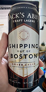 Shipping Out of Boston