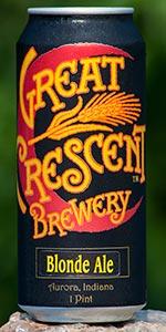 Great Crescent Blonde Ale