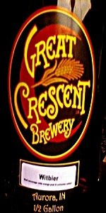 Great Crescent Witbier