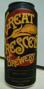 Great Crescent Mild Ale