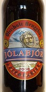 Ölvisholt Jólabjór 2008