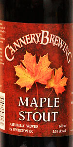 Maple Stout