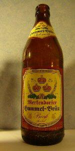 Hummel Bock Dunkel