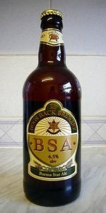 Hogs Back BSA Commemorative Ale