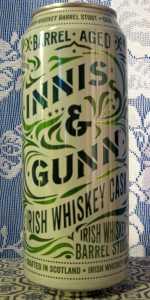 Irish Whiskey Cask