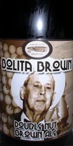 Bolita Double Nut Brown Ale
