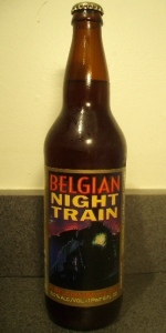 Belgian Night Train