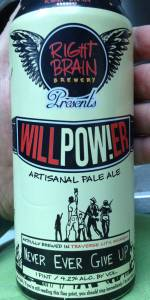 Will Power Pale Ale