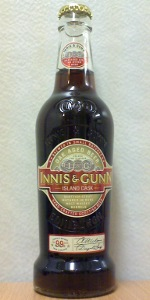 Innis & Gunn Island Cask (Scottish Stout)