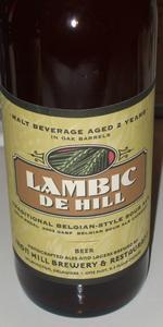 Lambic De Hill