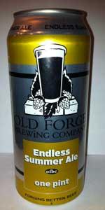 Endless Summer Ale