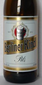 Berliner Kindl Pils Klassik