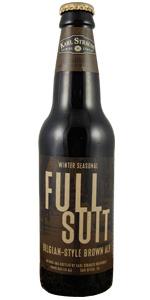 Fullsuit Belgian-Style Brown Ale