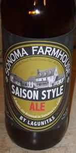 Saison Style Ale (Sonoma Farmhouse)
