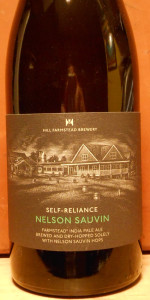 Self Reliance: Nelson Sauvin