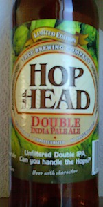 Hop Head Double India Pale Ale