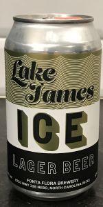 Lake James Ice