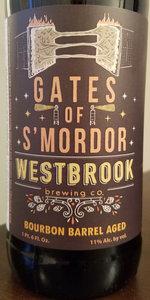 Gates Of S'mordor - Bourbon Barrel-Aged