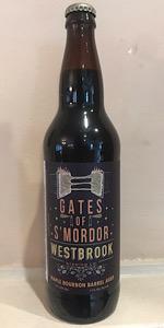 Gates of S'mordor - Maple Bourbon Barrel-Aged
