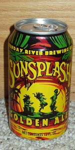 Sunsplash Golden Ale