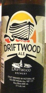 Driftwood Pale Ale