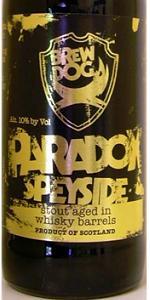 BrewDog Paradox Speyside (Batch 010) - Smokehead