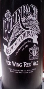 Red Wing Red Ale