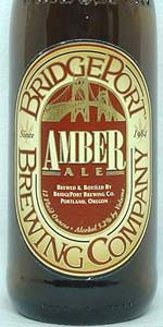 Bridgeport Amber Ale